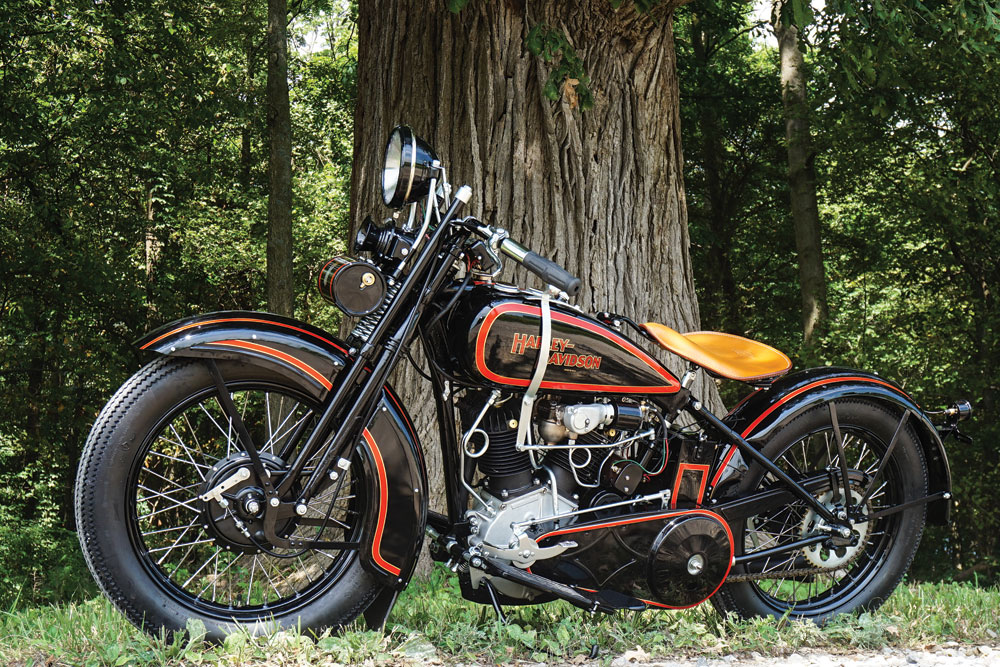 Oldmotodude 1928 Harley Davidson Peashooter Hill Climber: REPLICANT Customer Rides